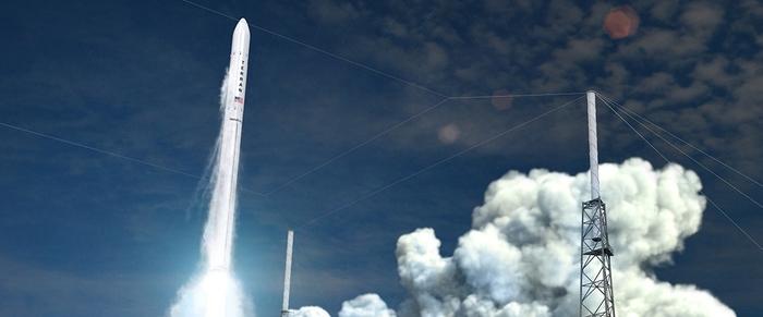 Relativity Space разрешили запускать напечатанные ракеты с легендарной площадки Космос, Relativity Space, Ракета, Терран-1, Разработка, Aeon, Испытания, Техника, Длиннопост