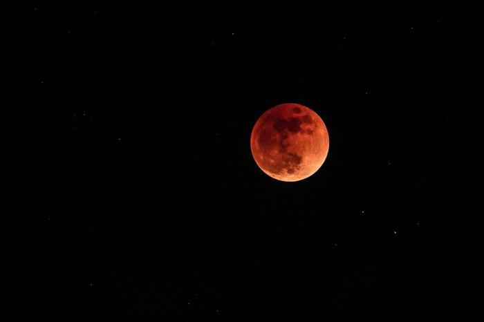 Россияне смогут увидеть «кровавую» луну Новости, Затмение, Астрономия, Длиннопост, Московский планетарий, Много букв, Гифка