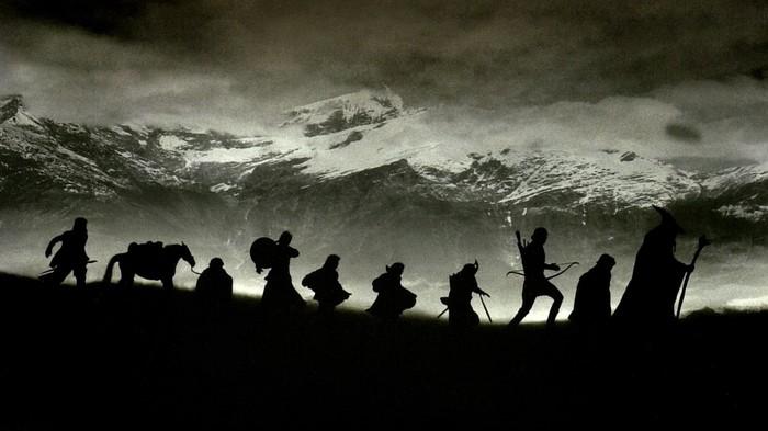 """Как снимался фильм """"Властелин колец"""". Властелин колец, Толкин, Питер Джексон, Фильмы, Книги, Длиннопост"""