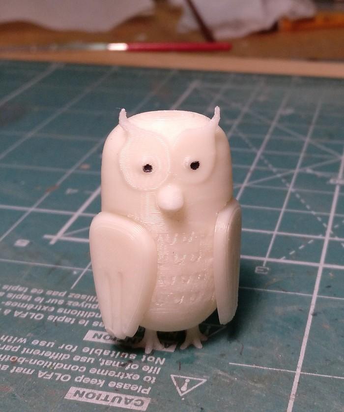Софа эффективный менеджер 3d print Фанфики об эффективной сове, 3D принтер, Длиннопост