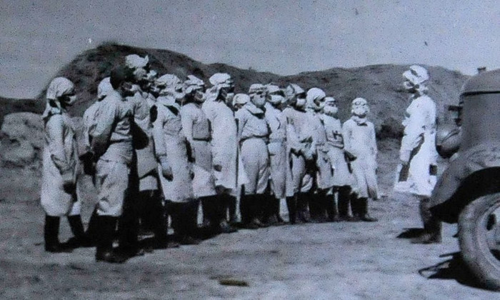 В японских школах нашли вероятные останки жертв изуверов из Отряда 731 Япония, Убийство, Эксперимент, Вторая мировая война, Длиннопост, Негатив