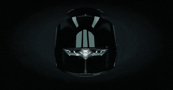 JARVISH: крутой мотоциклетный шлем с поддержкой дополненной реальности Технологии, Гаджеты, Техника, Kickstarter, Indiegogo, Вау, Мото, Мотоциклы, Гифка