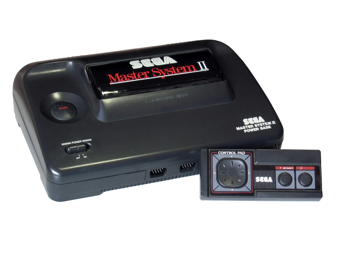 How-To: Моддинг(AV) SEGA Master System 2 Сообщество ремонтеров, Ремонт приставки, Ремонт консоли, Sega, 8bitmmo, Сервисный центр, Длиннопост