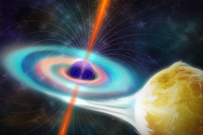 Черные дыры — самые таинственные и опасные объекты во Вселенной Вселенная, Космос, Черная дыра, Длиннопост, Гифка