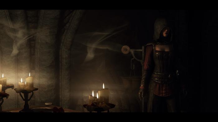 Skyrim SE - Скриншоты с привкусом крови Skyrim, Skyrim Special Edition, Bethesda, Скриншот, Длиннопост