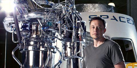 Илон Маск объяснил, почему BFR будет стальной Илон Маск, Spacex, Космос, Ракета, Popular Mechanics, Интервью, Перевод, Сопромат, Длиннопост