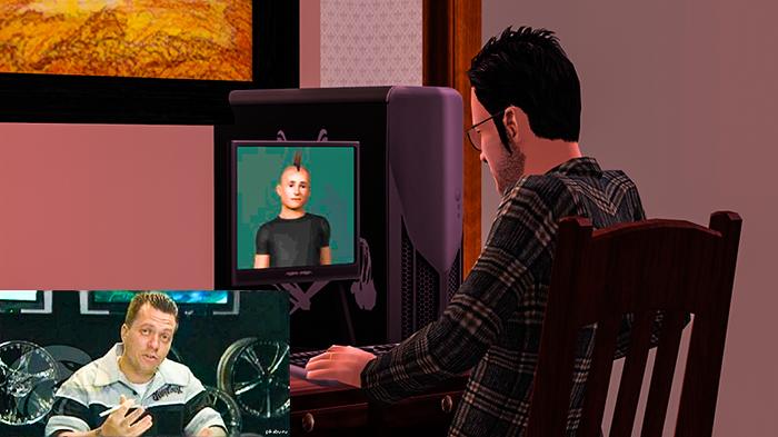 Симс - скучная игра для девочек? Игры, The sims, The sims 3, The sims 2, Длиннопост