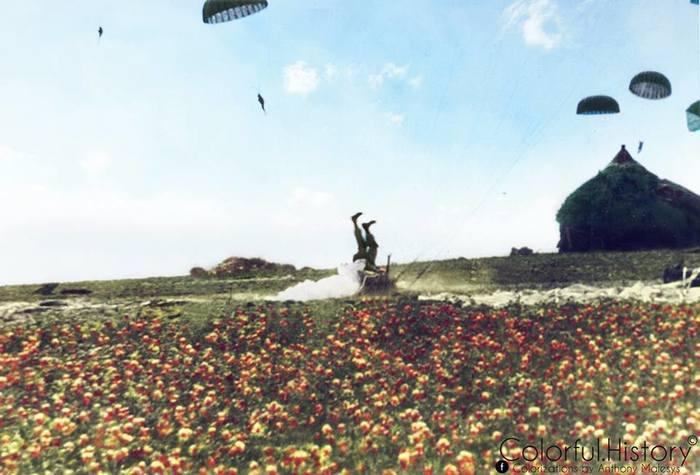 Как горе-диверсанты дошли до людоедства. 1944 г. Диверсанты, Великая Отечественная война, Нквд, История, Длиннопост