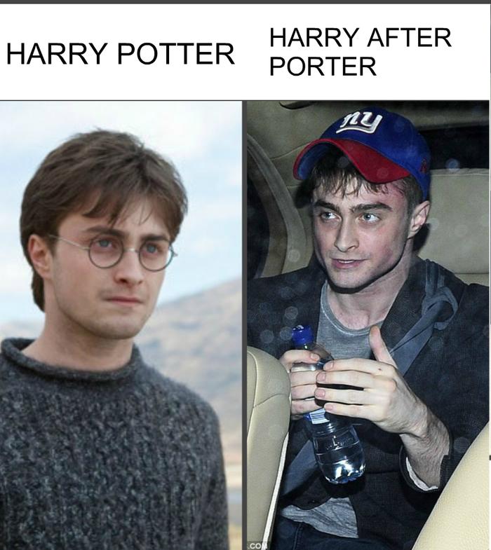 """Harry After Porter и тяжёлое похмелье"""