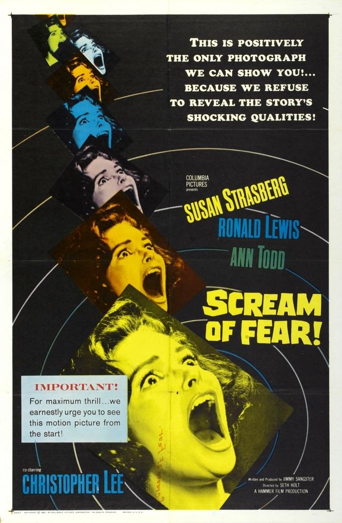 """Cмотрим ретро-триллер """"Вкус страха"""" Триллер, Фильмы ужасов, Вкус страха, Рецензия, Советую посмотреть, Длиннопост"""