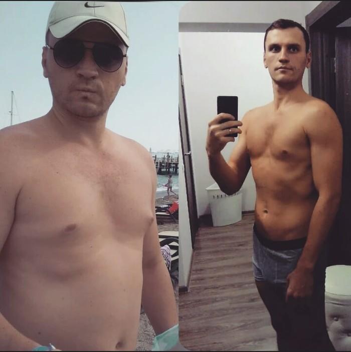 Минус 20 кг за четыре месяца. Диета, Фитнес, Питание, Длиннопост