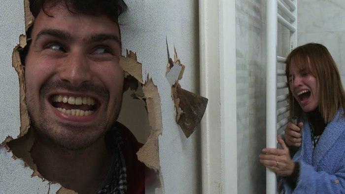 Не открывайте дверь кому попало Страх, Наркоманы, Из жизни, Длиннопост