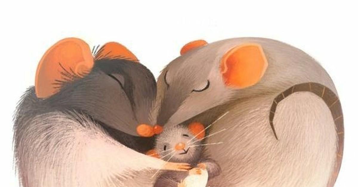 человек идет картинки о любви мышки выступлением