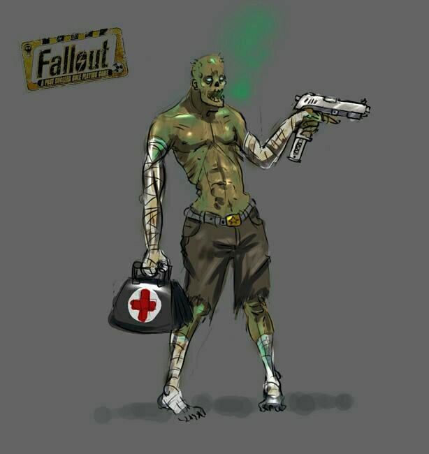 Напарники серии Fallout (5 часть) Fallout, Fallout 2, Обзор, Длиннопост