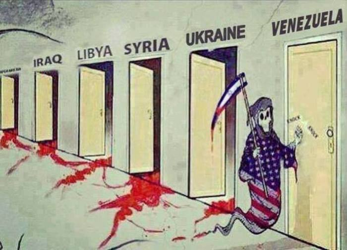 Коротко о Венесуэле. Тук-Тук !