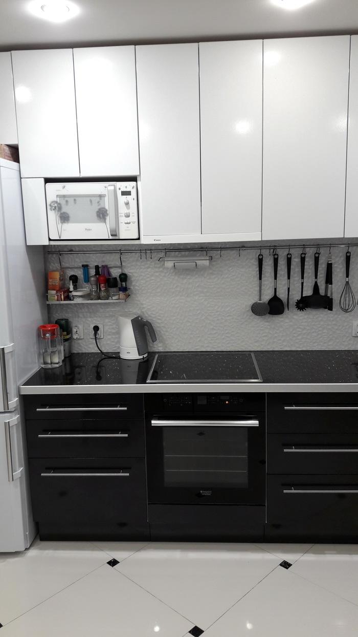 Загляни под шкаф на кухне Шкаф, Кухня, Строительство и ремонт, Обустройство, Длиннопост