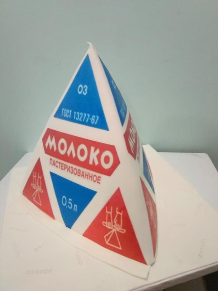 Корпоративный торт Торт, Работа, Кондитер, Молоко, Длиннопост