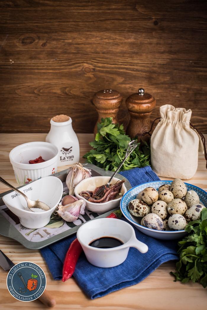 Пару слов о быстром завтраке Из Одессы с морковью, Кулинария, Рецепт, Еда, Фотография, Длиннопост, Закуска