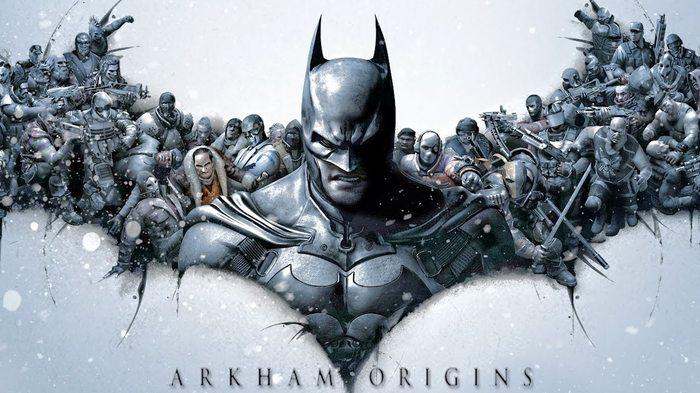 Раздаю два ключа Batman: Arkham Origins (активация Steam) Ключи Steam, Игры, Batman: Arkham Origins, Халява
