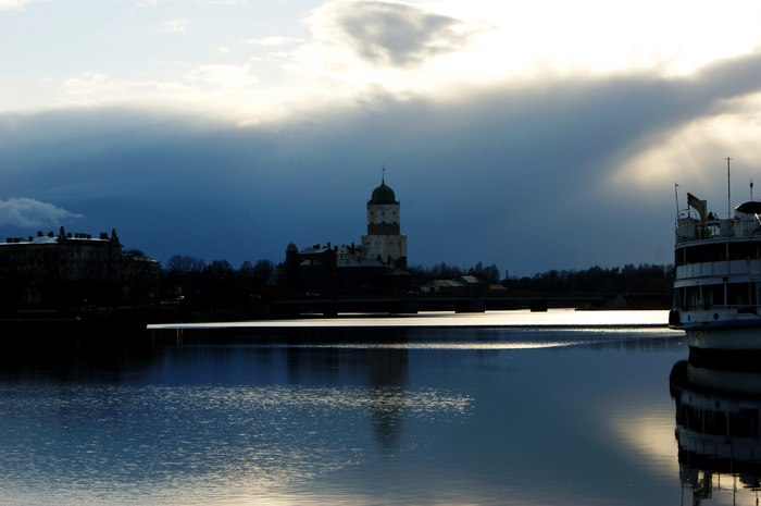 Выборг Выборг, Выборгский замок, Начинающий фотограф, Фотография