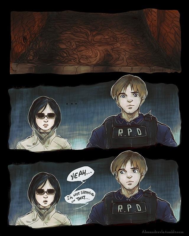 Resident Evil 2 (комикс) Resident Evil, Фантастика, Комиксы, Длиннопост, Resident Evil 2