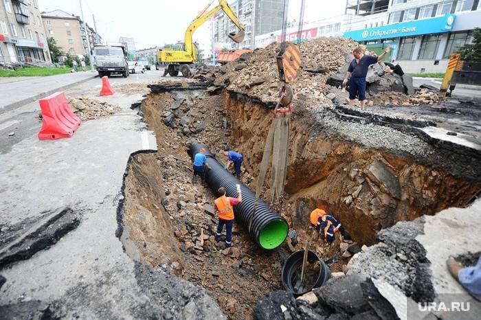 Челябинску грозит экологическая катастрофа. Одна авария — и треть города зальют фекалии Челябинск, Воровство, Фикальки