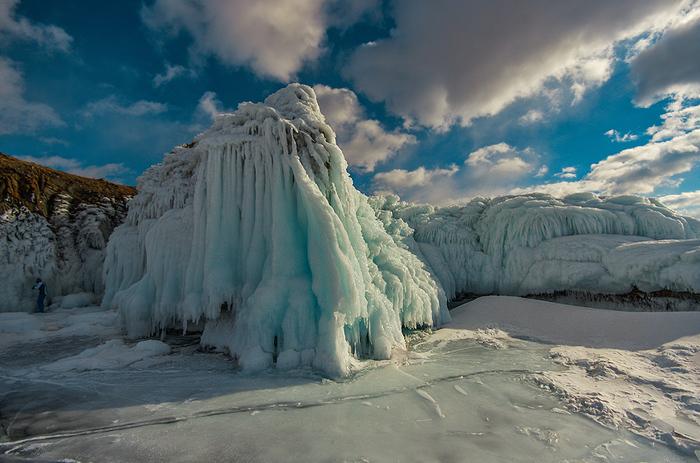 Как все ринулись на Хоргой Байкал, Путешествия, Интересные места России, Сибирь, Длиннопост