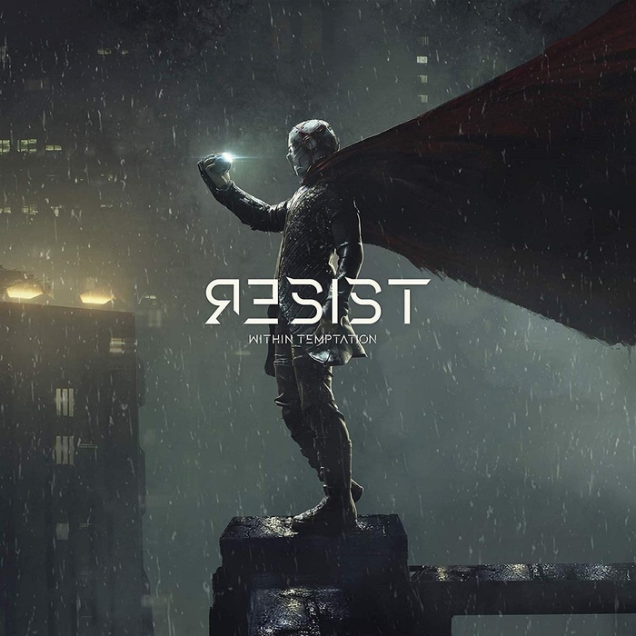 Within Temptation - Resist (2019) Symphonic Metal, Modern Metal, Голландия, Видео, Длиннопост