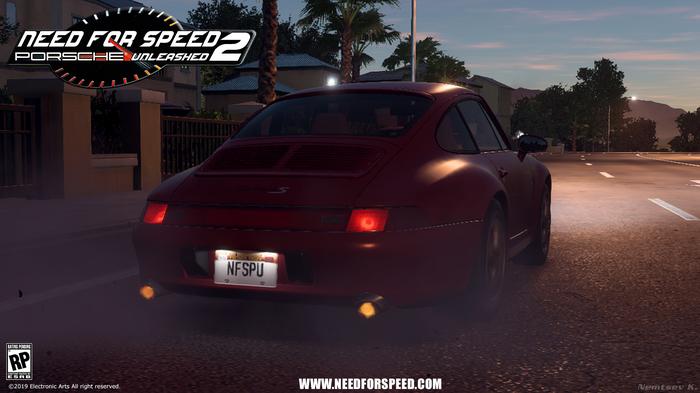 Need for Speed: Porsche Unleashed 2 Need for Speed, Porsche, Ностальгия, Гонки, Компьютерные игры, Porsche Unleashed, Длиннопост