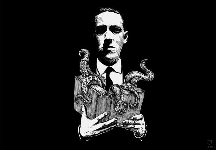 ОТ ЛАВКРАФТА К EVIL DEAD – ИСТОРИЯ НЕКРОНОМИКОНА Говард Филлипс Лавкрафт, Чужие, Зловещие мертвецы, Эдгар Алан по, Мертвецы, Некрономикон, Психо, Длиннопост