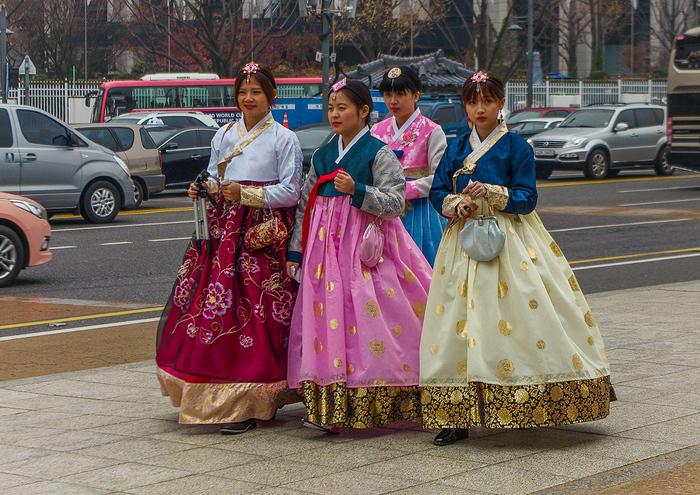 Корейские девушки Путешествия, Южная Корея, Девушки, Длиннопост