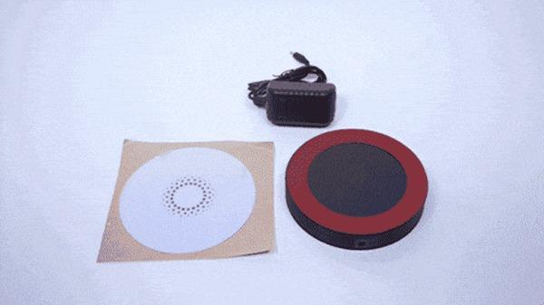 Funxim Wireless Pro: первая по-настоящему беспроводная зарядка Технологии, Гаджеты, Kickstarter, Apple, Android, Беспроводная зарядка, Indiegogo, Гифка, Длиннопост