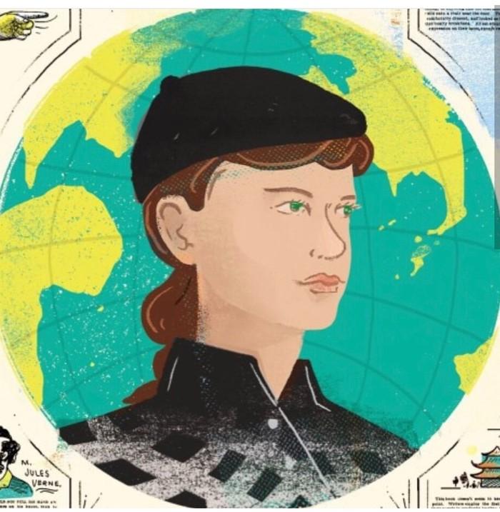 За 80 дней, Нелли Блай (adn #45) Adn, Нелли Блай, Вокруг света за 80 дней, История, Интересное, Люди, Истории, Рассказ, Длиннопост