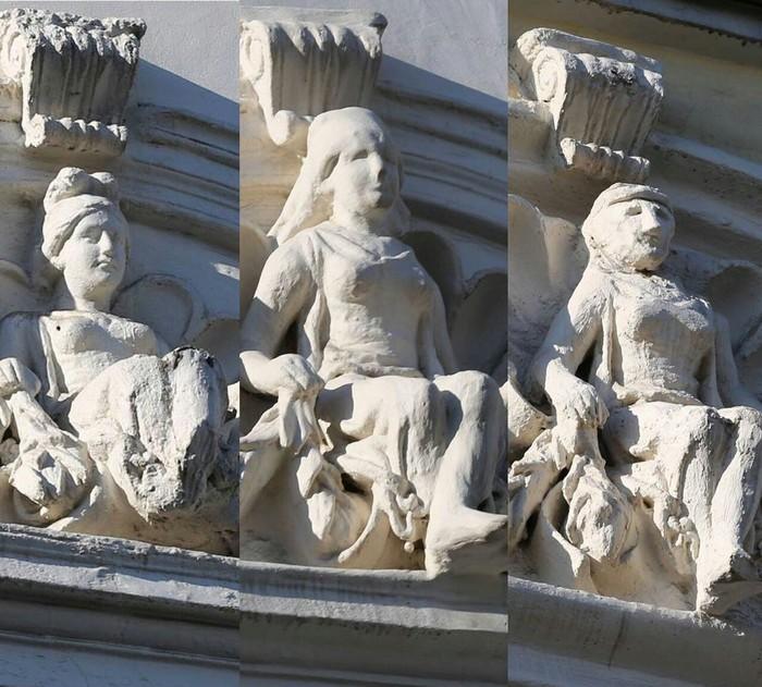 Московские коммунальщики отреставрировали здание 19 века