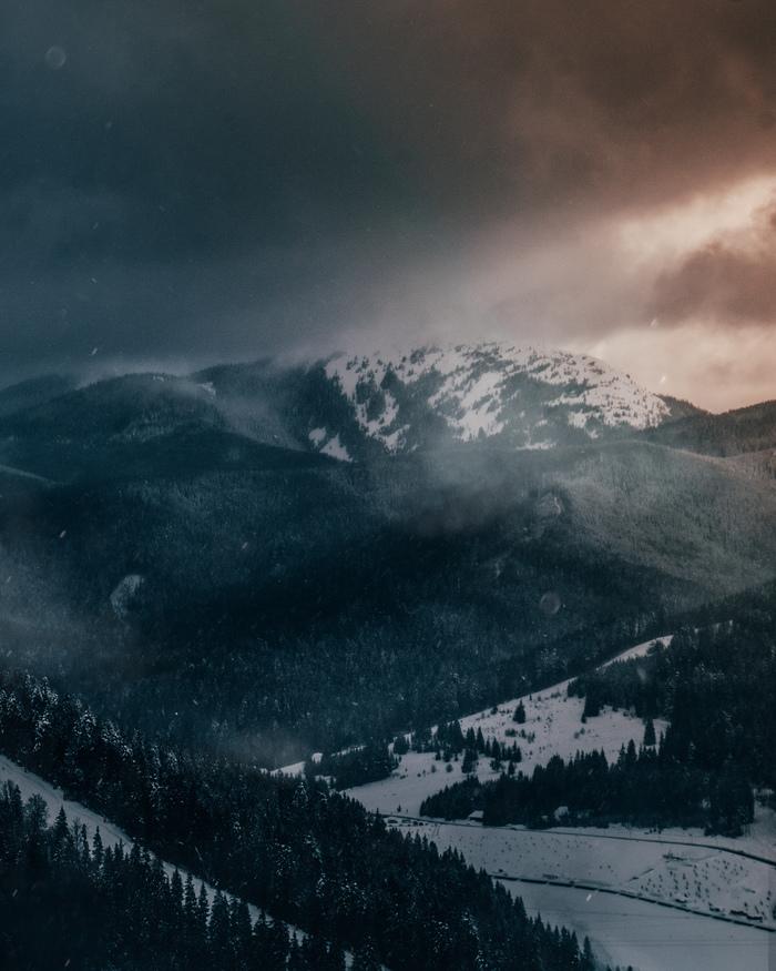 Carpathian Mountains Карпаты, Фотография, Горы, Красота, Пейзаж, Природа