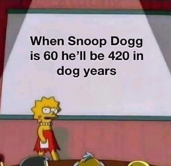 Snoop Dogg Snoop Dogg, Симпсоны, 9GAG