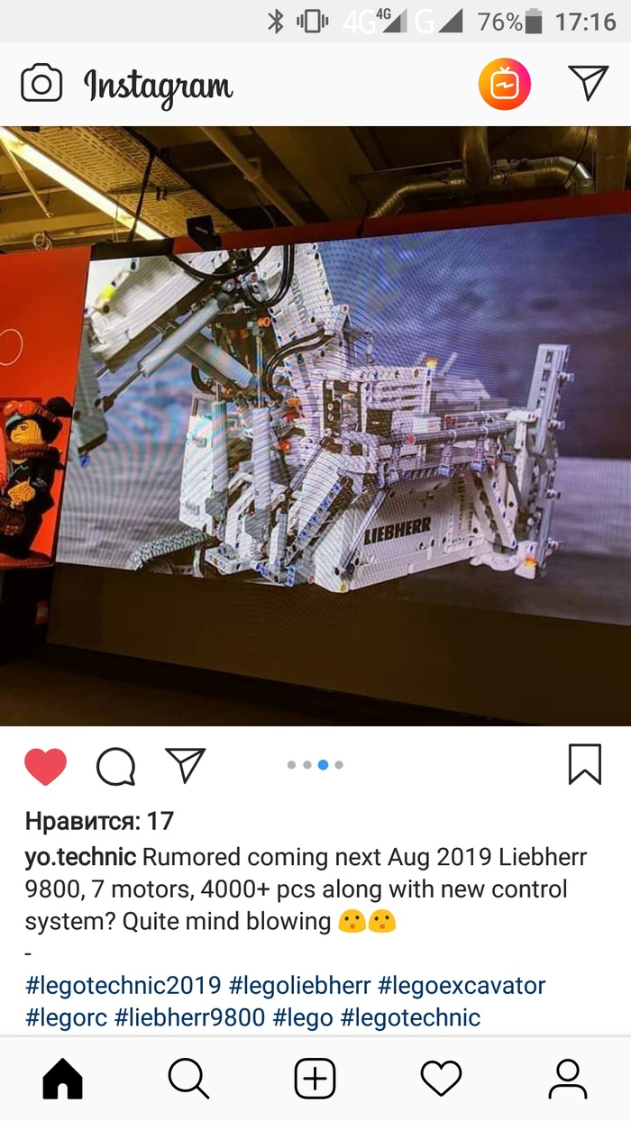 Слухи о новом топ наборе лего LEGO, LEGO technic, Длиннопост