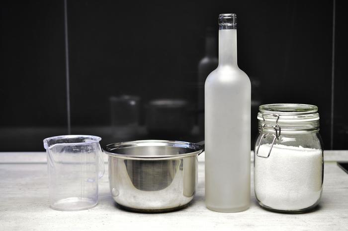 Сахарный сироп и ванильный сироп Ингредиент, Для коктейлей, Бар, Домашний Бар, Рецепт, Длиннопост, Сироп