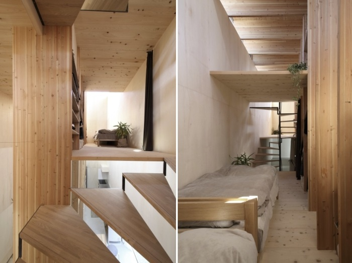Черный параллелепипед «без окон» – это японский жилой дом Япония, Жилой дом, АрÑитектура, Дизайн, Длиннопост