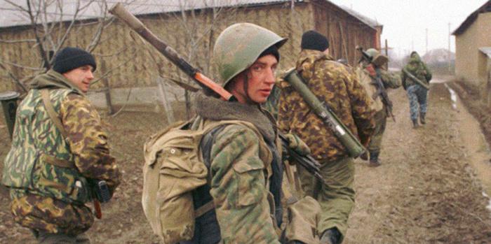 Кровь и пыль. Очерки Второй Чеченской Войны. Первая часть (продолжение). Длиннопост, Чечня, Война