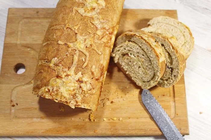 Домашний ароматный чесночный хлеб с травами Еда, Видео рецепт, Хлеб, Чесночный хлеб, Видео, Длиннопост, Кулинария, Рецепт