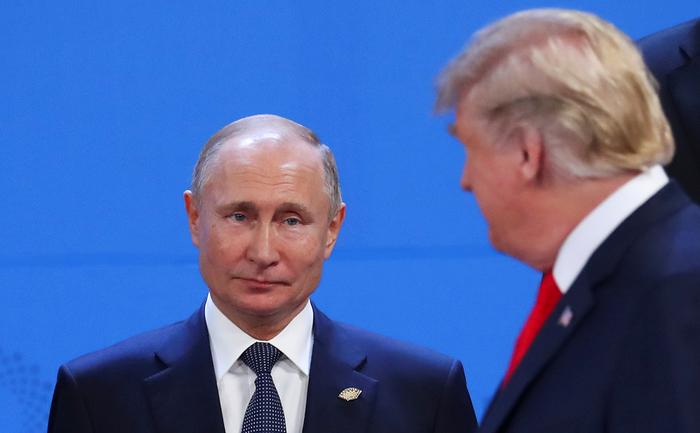 Бывалый агент так просто не попадётся. Трамп, Путин, Шпион, Maga, G20, Расследование, Политика