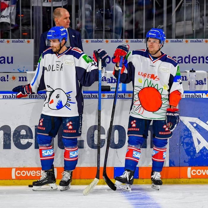 Хоккеисты из Германии вышли в форме с дизайном, нарисованным детьми Хоккей, Дети, Германия, Длиннопост