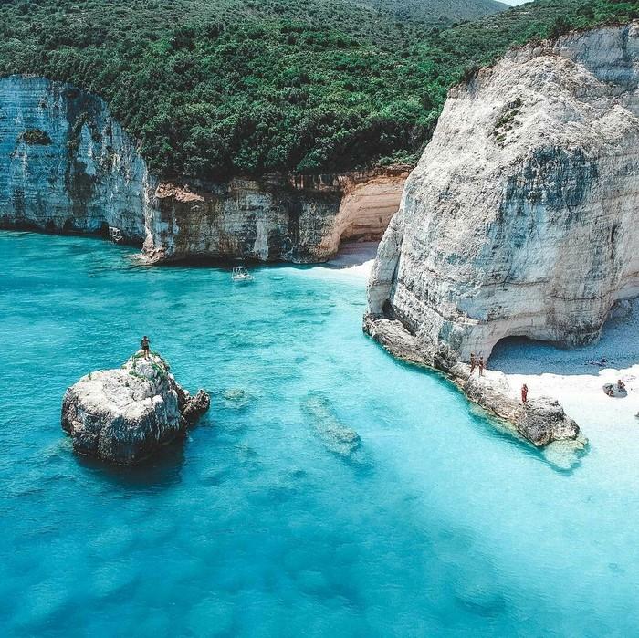 Остров Кефалиния, Греция