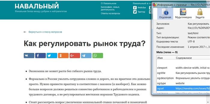 Осторожно, информационная амнезия!  Как важно знать, что политик говорил раньше. Длиннопост, Политика, Алексей Навальный