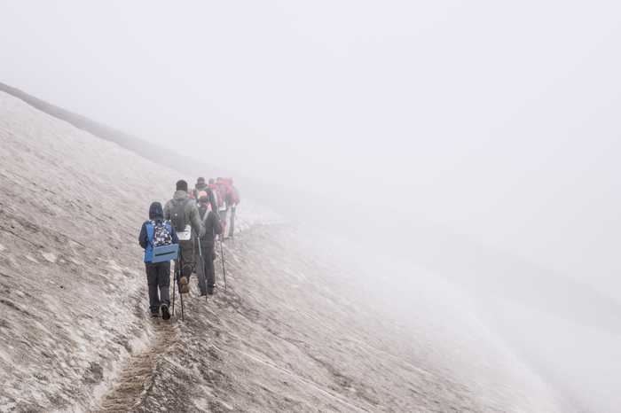 Как мы по Камчатке в поход ходили, часть 3 Камчатка, Природа России, Поход, Туризм, Длиннопост