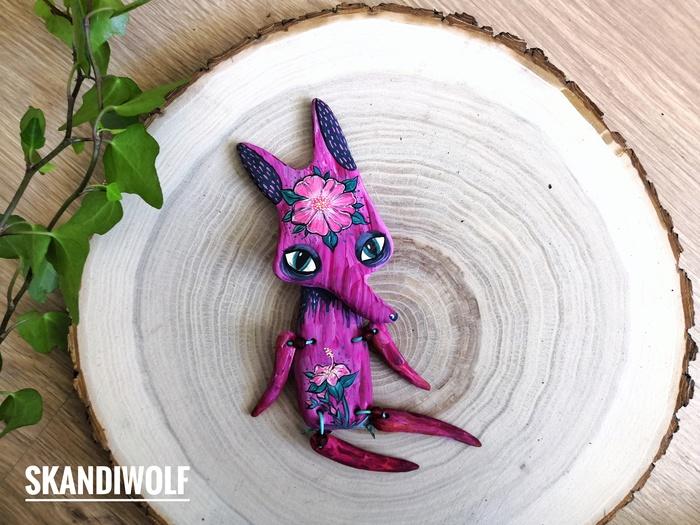 Мои глиняные волки Волк, Полимерная глина, Керамика, Вязание, Кукла, Авторская игрушка, Рукоделие, Глина, Длиннопост