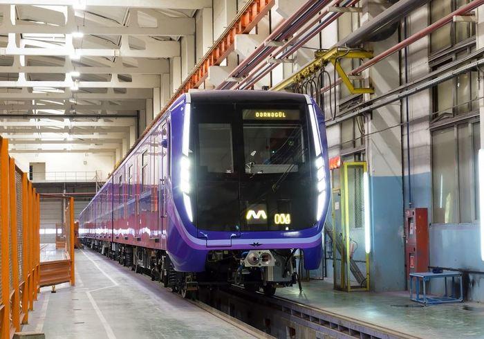 765 пользуется спросом Железная Дорога, Метровагонмаш, Баку, Москва
