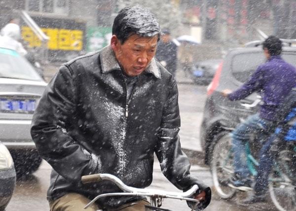 Как пережить зиму в Южном Китае