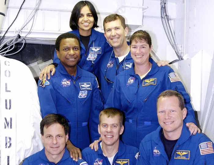 """Шестнадцать лет назад шаттл """"Колумбия"""" потерпел крушение при посадке Колумбия, Шаттл, Космос, Марс"""